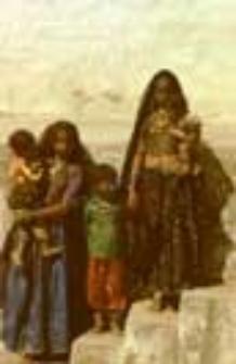 Children and teenagers, kachchi rabari (Iconographic document)