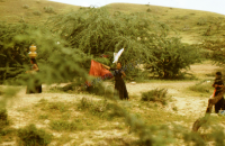 Women walking for the water, kachchi rabari (Iconographic document)