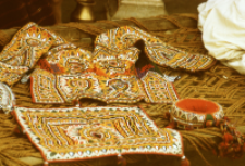 Textile of kachchi rabari (Iconographic document)