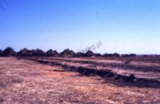 Tradycyjna wieś pasterzy kachchi rabari (Dokument ikonograficzny)
