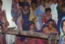Kobiety i dzieci z plemienia Mallikani Jat, Sindh (Dokument ikonograficzny)