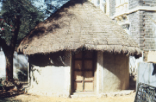 Traditional cottage (Iconographic document)