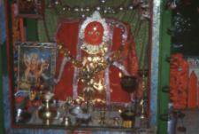 Image of Mommai Mata (Iconographic document)