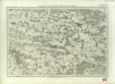 Bl. 22. Umgebungen von Lemberg, Winniki, Kulików, Busk und Gliniany