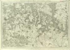 Bl. 45. Umgebungen von Tyśmienica, Tłumacz, Niżniów, Jasłowiec und Obertyn