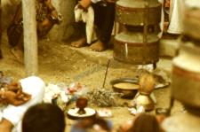 Ślub pasterzy kachchi rabari (Dokument ikonograficzny)