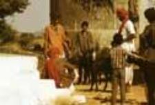 Święto Vachchada Dada pasterzy kachchi rabari (Dokument ikonograficzny)