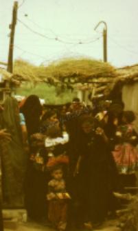 Młoda para, ślub pasterzy kachchi rabari (Dokument ikonograficzny)