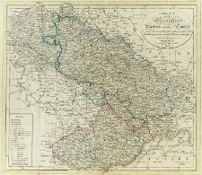 Charte von Schlesien, Machren und der Lausitz Nach den zuverlässigsten asteonomischen Orst bestimungen und neusten Charten entworfen