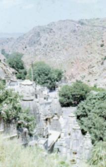 Hindu temple (Iconographic document)