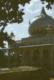 Grobowiec muzułmańskiego świętego (pir) (Dokument ikonograficzny)