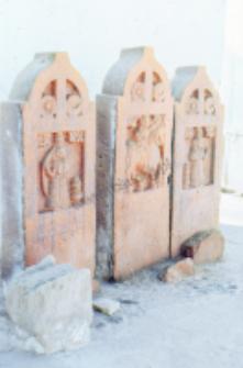 Memorial stones (paliya)(Iconographic document)