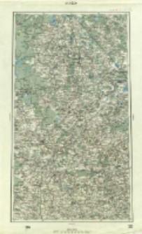 "Operationskarte ""R"" : im Maße 1:400 000. O1. Rżew"