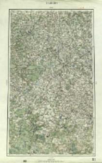 "Operationskarte ""R"" : im Maße 1:400 000. O 2. Wiaźma"