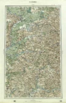"""Operationskarte """"R"""" : im Maße 1:400 000. O 3. Briansk"""
