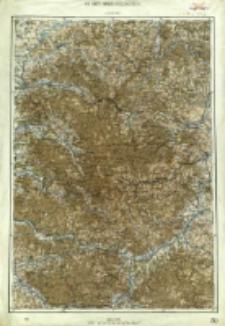 "Operationskarte ""R"" : im Maße 1:400 000. H 6. Nagy-Várad (Groszwardein)"