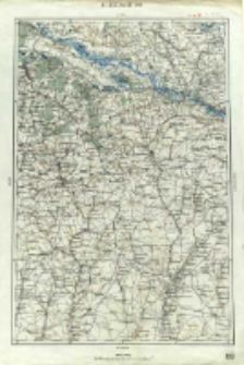 "Operationskarte ""R"" : im Maße 1:400 000. N 5. Jelisawietgrad"