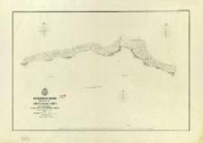 Indischer Ocean, Nicobaren, Komios (Arrow) Bucht auf Carnicobar