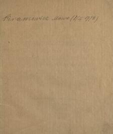 Mowa W Dzien Rocznicy Otwarcia Towarzystwa Do Ksiąg Elementarnych Na Sessyi Dnia [ ] Marca Roku 1778