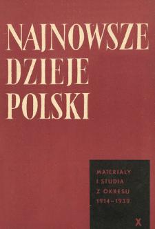 """O """"Genezie Legionów"""" : z powodu książki Andrzeja Garlickiego"""