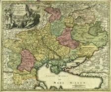 Vkrania quæ et Terra Cosaccorvm cum vicinis Walachiæ, Moldaviæ, Minoris q[ue] Tartariæ provinciis