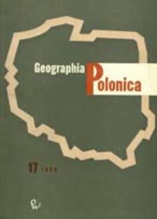 Geographia Polonica 17 (1969)