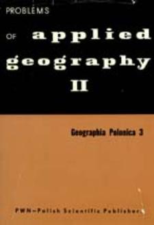 Geographia Polonica 3 (1964)