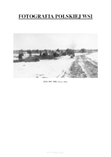 [A cart-track in winter] [An iconographic document]