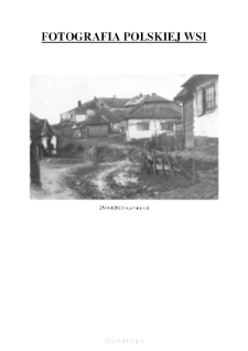 [A village road] [An iconographic document]