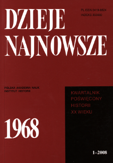 """""""Nowa Lewica"""" i studencka rewolucja w Stanach Zjednoczonych w latach sześćdziesiątych : przegląd badań"""