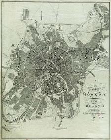 Plan von Moskwa = Plan de Moskwa