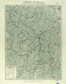 Gorgany Zachodnie : [mapa]