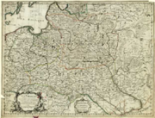 La Pologne Dressée sur ce qu'en ont donné Starovolsk, Beuplan, Hartnoch [!], et autres Auteur Rectifiee par les Observations d'Hevelius etc.