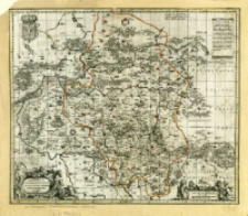 Palatinatvs Posnaniensis in Maiori Polonia primarii nova delinatio