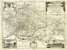 Dvcatvs in Silesia Inferiore Olsnensis Novißima Delineatio