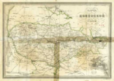 Karta Kovenskoj gubernìi