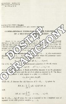 Gamma-Minimax estimators for the parameters of a multinomial distribution
