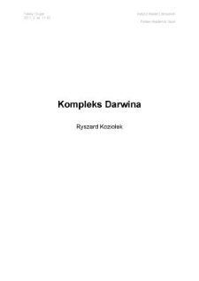 Kompleks Darwina