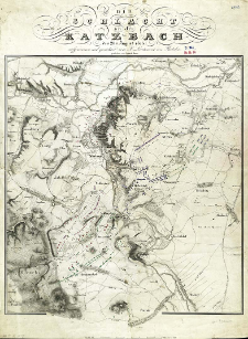 Die Schlacht an der Katzbach den 26 ten August 1813