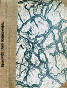 Skorowidz osób, miejscowości, rycin, map i planów do działu antropologicznego wydawnictw Komisji Antropologicznej P. A. U. w latach 1877-1927
