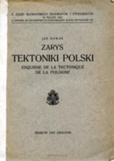 Zarys tektoniki Polski