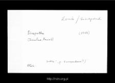 Sierzputy. Kartoteka Słownika historyczno-geograficznego Mazowsza w średniowieczu. Kartoteka powiatu łomżyńskiego w średniowieczu