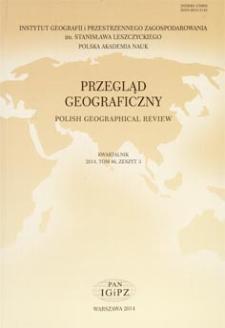 Niektóre cechy wieloletniej zmienności temperatury powietrza w Polsce (1951-2010) = Some features of long-term variability in air temperature in Poland (1951-2010)