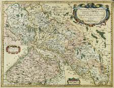 Provinces Unies, et Incorporèes a la Couronne de Boheme : qui sont les Duchè de Silesie, Marq[ui]sats de Moravie, et Lusace