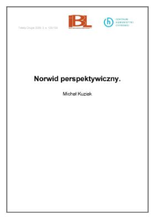 Norwid perspektywiczny