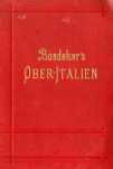Oberitalien mit Ravenna, Florenz und Livorno : Handbuch für Reisende
