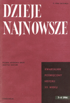 Udział żeńskich zgromadzeń zakonnych w akcji ratowania dzieci żydowskich w Polsce w latach 1939-1945 : (zarys problematyki)