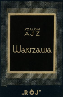 Warszawa : powieść