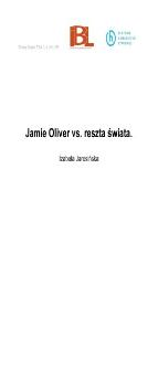 Jamie Oliver vs. reszta świata