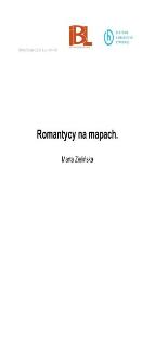 Romantycy na mapach